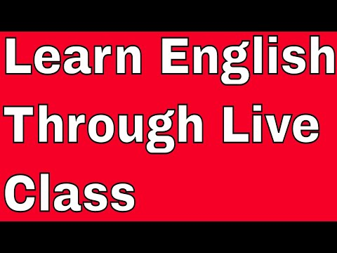 Learn English Through Live Class On Skype With An Indian Teacher!