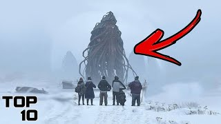 Top 10 Mysterious Thİngs Found In Antarctica