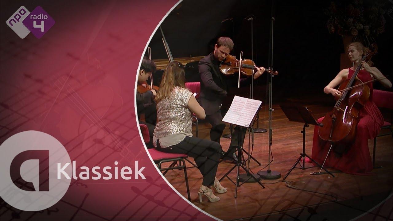 Dvořák: Piano Quintet No. 2 in A major, Op. 81 - Harriet Krijgh & Friends - Live concert HD