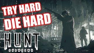 Try hard, DIE hard! Hunt Showdown #33