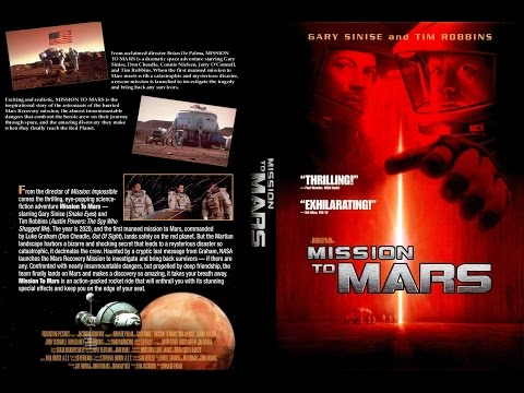 Mission to Mars (2000) Movie Review - Underrated Film