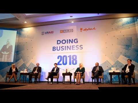 Doing Business 2018: Strengthening Serbia's competitiveness