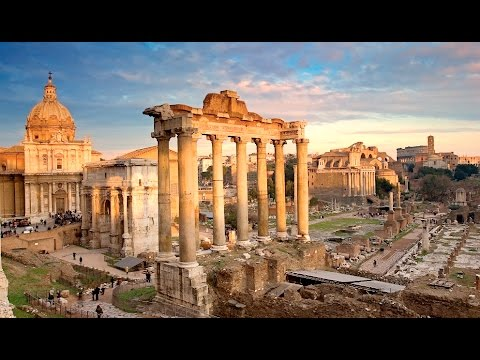 Buildings and Roads of the Roman Empire : Documentary on Anc