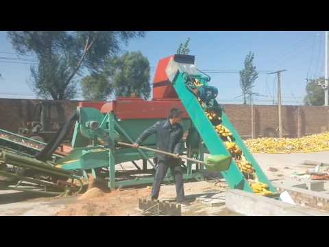 2016 year  large Corn sheller Corn thresher for farmers use