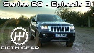Fifth Gear: Series 20 Episode 8