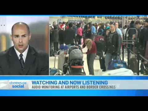Claudiu Popa - CBSA Watching and Now Listening - CTV News