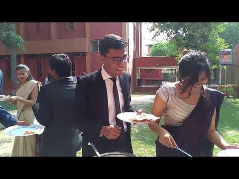 COLLEGE FAREWELL | DELHI UNIVERSITY 2019