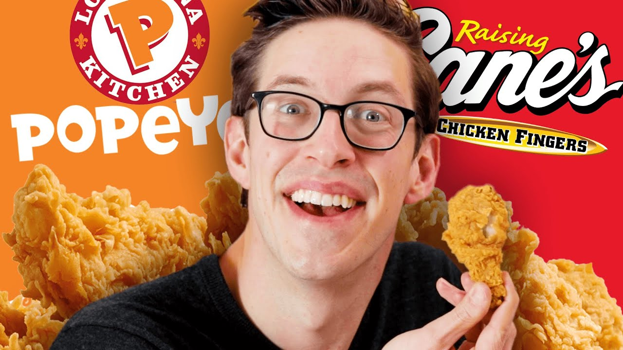 Download Keith Eats Everything At Popeye's & Raising Cane's