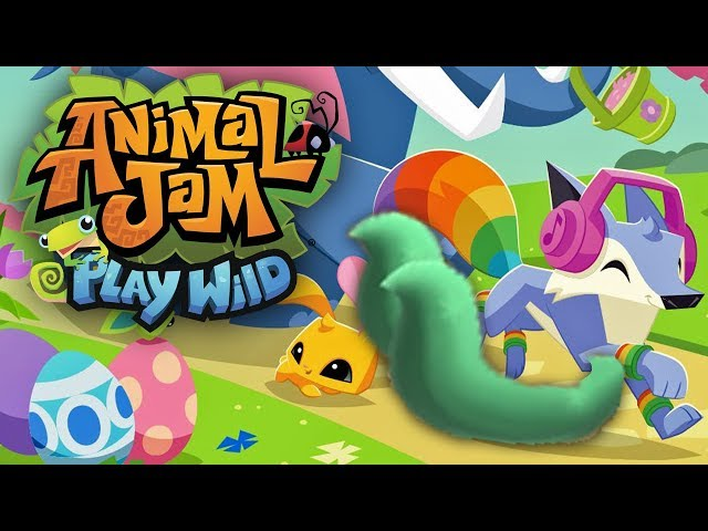 My Feet are Peeps?! + April Fools Event! | Animal Jam Play Wild