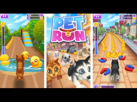 Pet Run 'Action Games' Android Gameplay Video