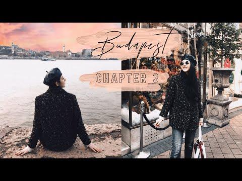 BUDAPEST | chapter 3 | Я ЗАХВОРІЛА? НАВЧИЛАСЬ ГОВОРИТИ, НІЧНИЙ БУДАПЕШТ