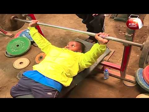 Kenya to be represented by three power lifters in this year's Commonwealth Games