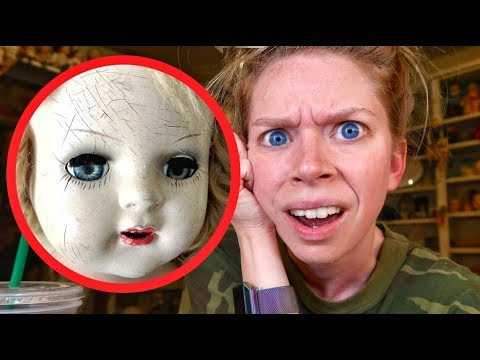 ceb939774a4 Haunted Doll UPDATE! (you guys won't believe this..) - YouTube