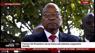 Unpacking Zuma's case, adjournment