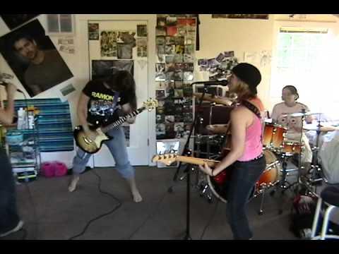 Punk rock teens