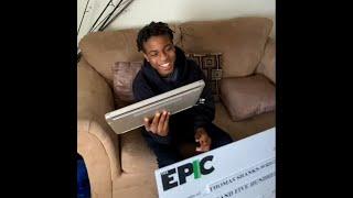 EPIC Student #252 extended...LAPTOP! Surprise!