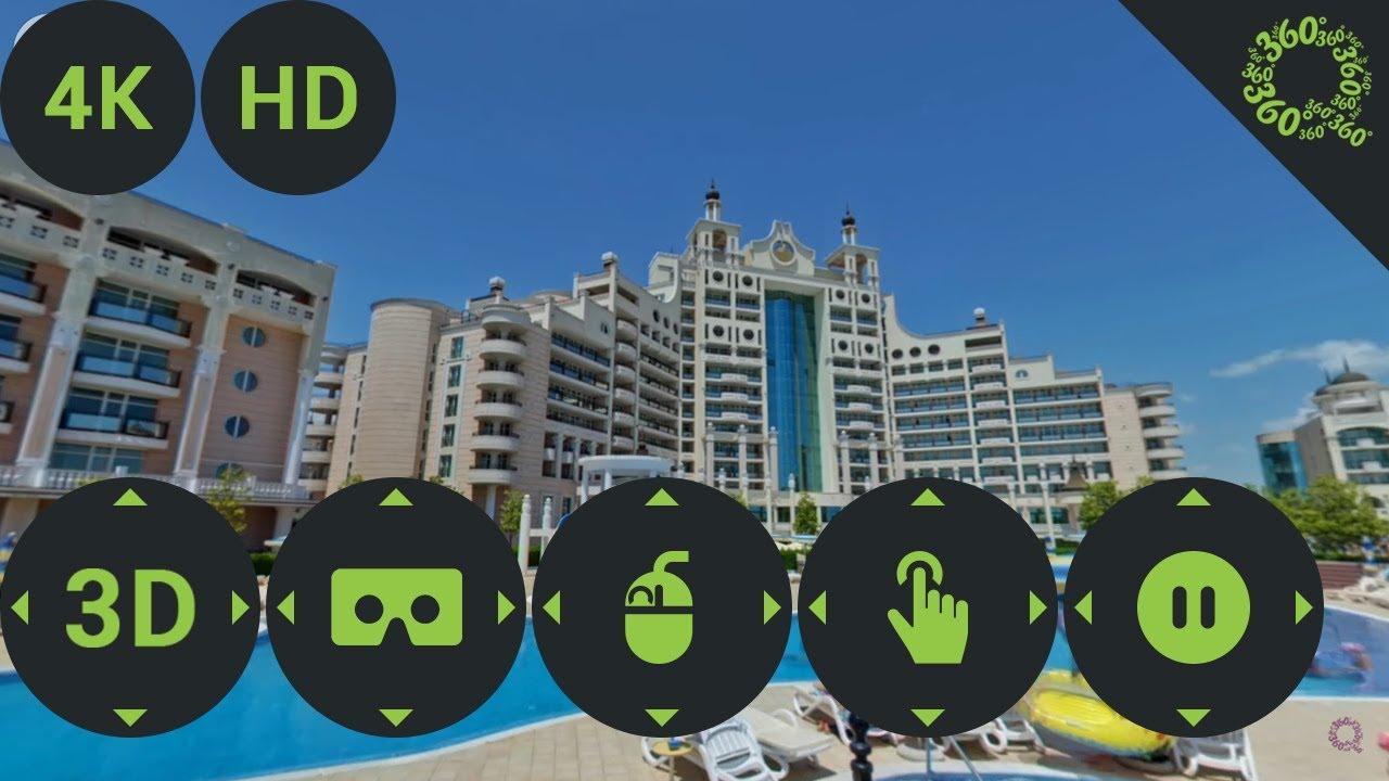 3d Hotel Sunset Resort Bulgaria Pomorie