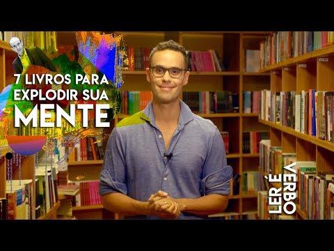 7 Livros para EXPLODIR sua mente. Indicações de Yuval Noah Harari.