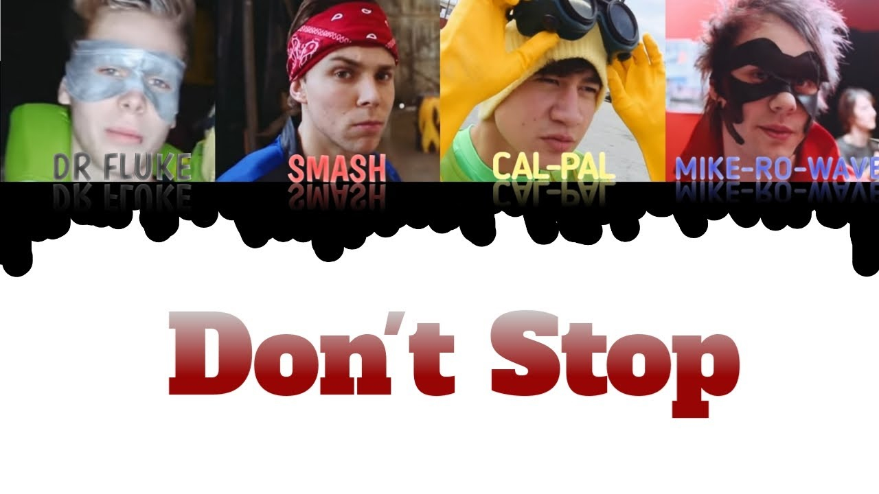 Don't Stop-5sos-Color coded lyrics - YouTube