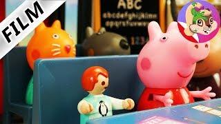 Playmobil Rodzina Wróblewskich - Emma chodzi do szkoły ze Świnką Peppą?