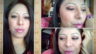 Maquillaje en tonos neutros con sombras minerales Mary Kay Thumbnail