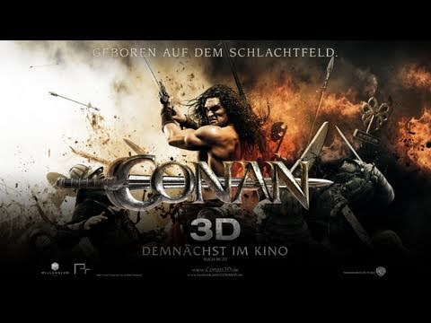 CONAN (Conan the Barbarian) - offizieller Trailer #2 deutsch HD