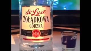 De Luxe Zoladkowa Gorzka Vodka