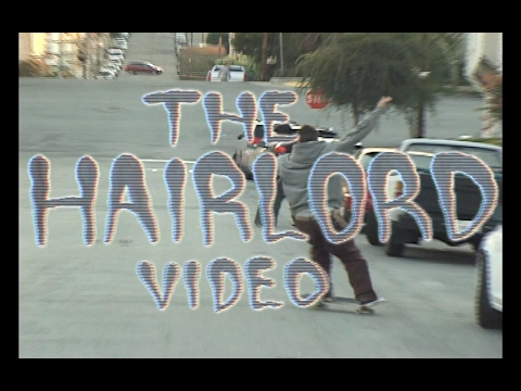 THE HAIRLORD VIDEO...