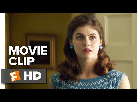 We Have Always Lived In The Castle Exclusive Movie Clip - Bath (2019) | Movieclips Indie