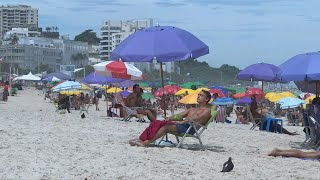 Tourists, nationals 'not worried' about coronavirus case in Brazil | AFP