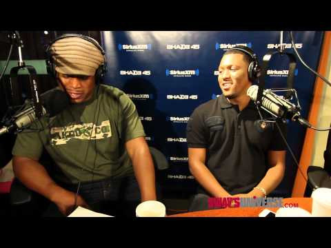 Hit-Boy Freestyles on #SwayInTheMorning