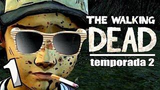 CLEMENTINE YA ES ADULTA | The Walking Dead Temp. 2 | Parte 1