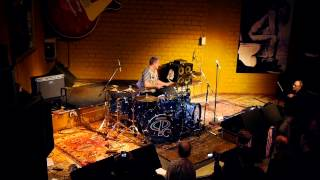 "Carl Palmer ""Fanfare for the Common Man"" mit Drum-Solo - Blues Garage - 27.03.2015"