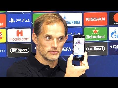 Liverpool 3-2 PSG - Thomas Tuchel Full Post Match Press Conference - Champions League