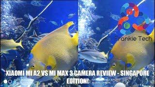 Xiaomi Mi A2 vs Mi Max 3 Camera Review – Singapore Edition!