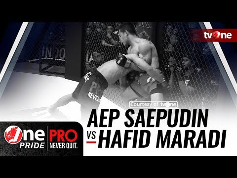 [HD] Aep Saepudin vs Hafid Nur Maradi - One Pride Pro Never Quit #18 Mp3
