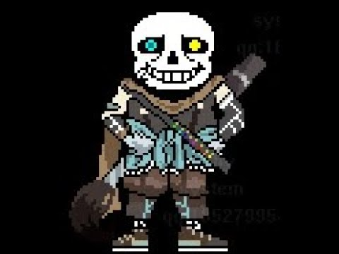 tokyovania ink!sans fight(minecraft)