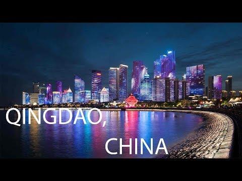 Traveling - short trip to Qingdao, China