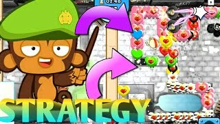 BTD Battles - Awesome speed battles strategies