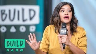 Gina Rodriguez Offers Advice To Young Latinas Who Want To Be In Entertainment
