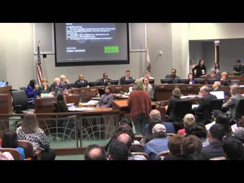 Metro Board Meeting
