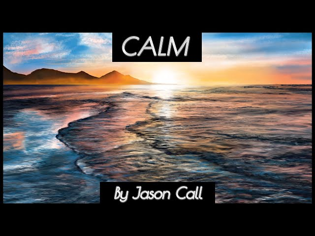 Jason Call - Calm (ART MUSIC VIDEO)