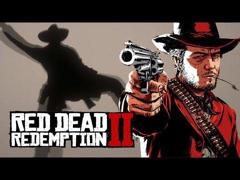 """Мэддисон играет в Red Dead Redemption 2 - """"НАРКОТИКИ ЭТО ПЛОХО"""" thumbnail"""