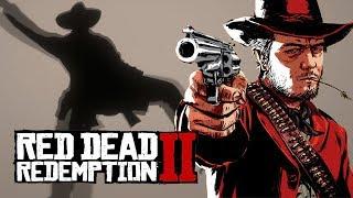 """Мэддисон играет в Red Dead Redemption 2 - """"НАРКОТИКИ ЭТО ПЛОХО"""""""
