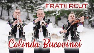 Frații Reuț - Colinda Bucovinei 2019