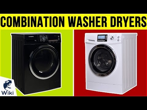 6 Best Combination Washer Dryers 2019