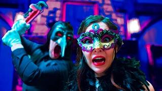 Terrifying Masquerade Party in 3D 360!! thumbnail
