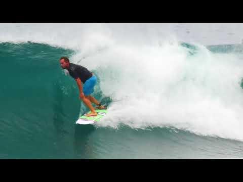 PLAYA COLORADO NICARAGUA SURF REPORT AUGUST 20 2017