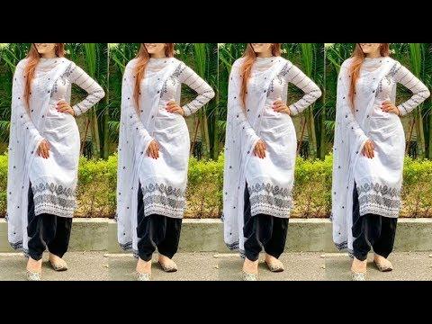 Punjabi Suit Designs 2020-2021 || Latest Punjabi Suits