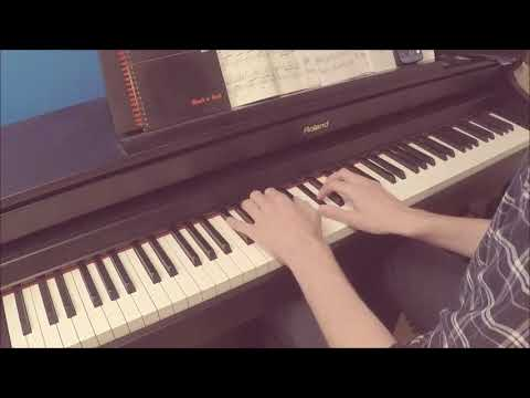 Isaac Shepard - Gentle (Piano Cover)